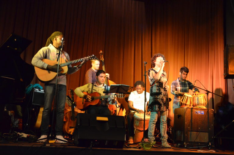 23.06.2017 – Konzert Mayada & Nordakas im interkulturellen Zentrum Heidelberg