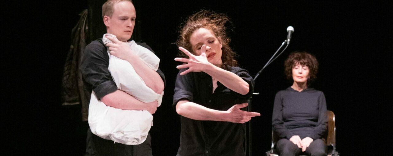Premiere Theater Tanzkonzert - Dunkle Wolk - Der Bau